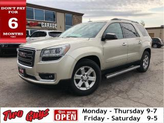Used 2014 GMC Acadia SLE-2 | AWD | New Michelins | Pwr Liftgate | for sale in St Catharines, ON