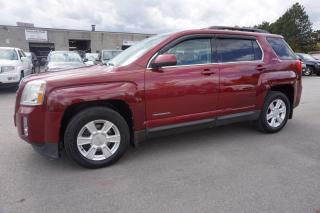 Used 2011 GMC Terrain SLE2 AWD CAMERA CERTIFIED 2YR WARRANTY *FREE ACCIDENT* BLUETOOTH HEATED SEATS for sale in Milton, ON