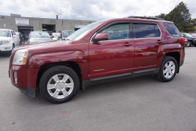 2011 GMC Terrain SLE2 AWD CAMERA CERTIFIED 2YR WARRANTY *FREE ACCIDENT* BLUETOOTH HEATED SEATS