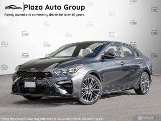 New 2021 Kia Forte GT Limited DCT for sale in Bolton, ON