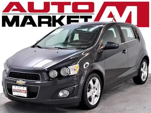 2015 Chevrolet Sonic LT Certified! Sunroof! We Approve All Credit!