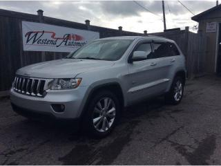 Used 2011 Jeep Grand Cherokee 70th Anniversary for sale in Stittsville, ON