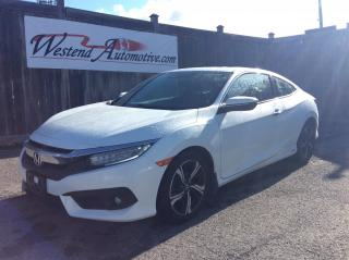 Used 2016 Honda Civic COUPE Touring for sale in Stittsville, ON