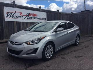 Used 2014 Hyundai Elantra GL for sale in Stittsville, ON