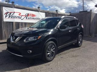 Used 2016 Nissan Rogue SL for sale in Stittsville, ON