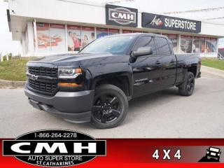 Used 2017 Chevrolet Silverado 1500 Custom  4X4 CAMERA 20