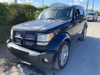 Used 2008 Dodge Nitro R/T 4WD for sale in Oakville, ON