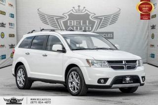 Used 2017 Dodge Journey GT, NO ACCIDENTS, AWD, 7 PASS, SENSORS, LEATHER for sale in Toronto, ON
