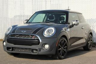 Used 2015 MINI Cooper Coupe COOPER S TOIT PANORAMIQUE for sale in Ste-Rose, QC