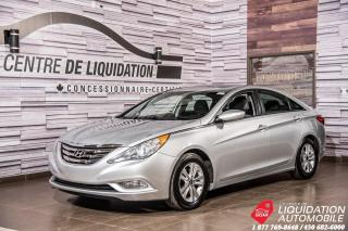 Used 2013 Hyundai Sonata GLS+TOIT+SIEGE/CHAUFF+BLUETOOTH for sale in Laval, QC