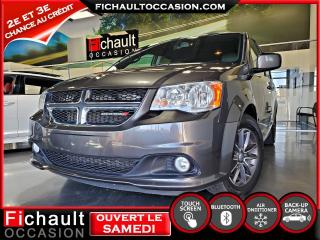 Used 2016 Dodge Grand Caravan SXT Premium Plus *** SYSTEME DIVERTISSEM for sale in Châteauguay, QC