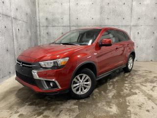 Used 2019 Mitsubishi RVR ES AWD APPLECARPLAY CAMERA RECUL SIEGES CHAUFFANTS for sale in St-Nicolas, QC