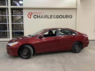 Used 2017 Toyota Camry LE - Automatique - Caméra de recul for sale in Québec, QC