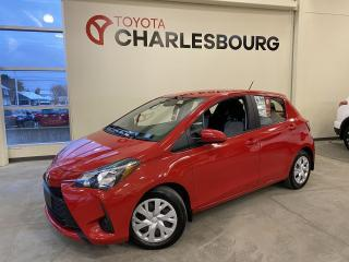 Used 2018 Toyota Yaris Hatchback LE - Automatique - Sièges chauffants for sale in Québec, QC