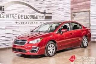 Used 2016 Subaru Impreza 2.0i+AWD+CAM/RECUL+BLUETOOTH+PZEV for sale in Laval, QC