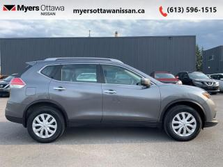 Used 2016 Nissan Rogue SV  - Bluetooth -  Heated Seats - $118 B/W for sale in Ottawa, ON