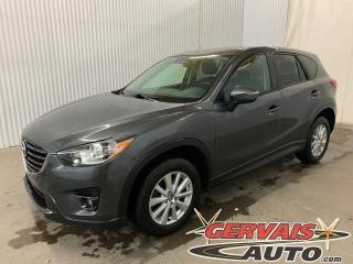 Used 2016 Mazda CX-5 GS 2.5 AWD GPS Toit Ouvrant Caméra Bluetooth Mags *Traction intégrale* for sale in Trois-Rivières, QC