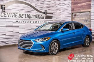 Used 2017 Hyundai Elantra GL+CAM/RECULVOLANT/SIEGE/CHAUFFANT +GR ELECT for sale in Laval, QC