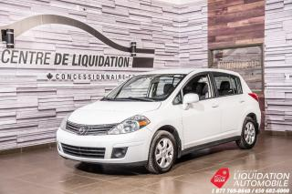 Used 2011 Nissan Versa SL+AIR+GR/ELECTRIQUE for sale in Laval, QC