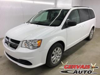 Used 2018 Dodge Grand Caravan SXT STOW N GO 7 PASSAGERS for sale in Trois-Rivières, QC