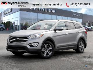 Used 2015 Hyundai Santa Fe XL Premium  - $125 B/W for sale in Kanata, ON