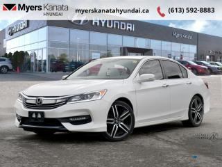Used 2017 Honda Accord Sedan Sport  - $125 B/W for sale in Kanata, ON