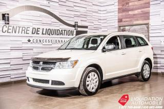 Used 2016 Dodge Journey Canada Value Pkg+GR/ELECTRIQUE for sale in Laval, QC