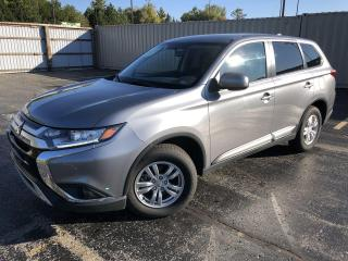 Used 2020 Mitsubishi Outlander ES AWD for sale in Cayuga, ON