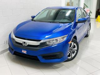 Used 2016 Honda Civic LX **NOUVEL ARRIVAGE** for sale in Chicoutimi, QC