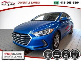 Used 2018 Hyundai Elantra GLS* CAMERA* TOIT* SIEGES CHAUFFANTS* for sale in Québec, QC