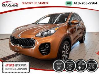 Used 2017 Kia Sportage EX* AWD* CARPLAY* SIEGES CHAUFFANTS* for sale in Québec, QC