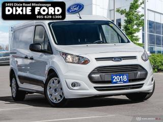 Used 2018 Ford Transit Connect Van XLT for sale in Mississauga, ON