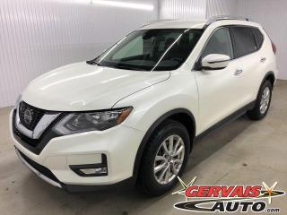 Used 2019 Nissan Rogue SV AWD MAGS CAMÉRA BLUETOOTH PNEUS NEUFS *Traction intégrale* for sale in Shawinigan, QC