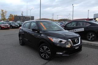 Used 2019 Nissan Kicks SV CAMÉRA*MAIN LIBRE*SIÈGES CHAUFFANT for sale in Lévis, QC