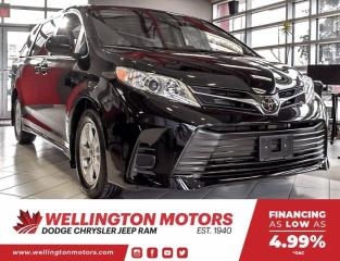 Used 2019 Toyota Sienna LE  | Accident Free | Warranty !! for sale in Guelph, ON
