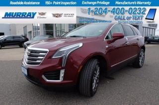 Used 2018 Cadillac XT5 *Heated and Cooled Leather* Heated Steering*Remote for sale in Brandon, MB