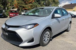 Used 2017 Toyota Corolla CE berline 4 portes CVT for sale in Trois-Rivières, QC