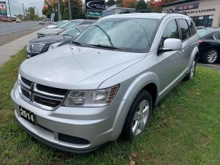 Used 2014 Dodge Journey SE for sale in Peterborough, ON