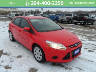 Used 2014 Ford Focus SE for sale in Brandon, MB
