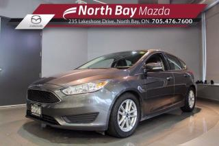 Used 2016 Ford Focus SE MT - Click Here! Test Drive Appts Available! for sale in North Bay, ON