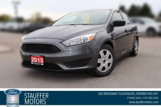 Used 2015 Ford Focus S for sale in Tillsonburg, ON