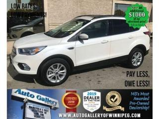 Used 2018 Ford Escape SEL* LOW KMS/AWD/Sunroof/Navigation/HEATED SEATS for sale in Winnipeg, MB