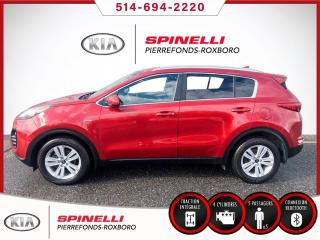 Used 2017 Kia Sportage LX AWD for sale in Montréal, QC