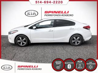 Used 2018 Kia Forte LX + for sale in Montréal, QC