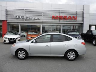 Used 2009 Hyundai Elantra Berline 4 portes, boîte automatique, GL for sale in St-Georges, QC