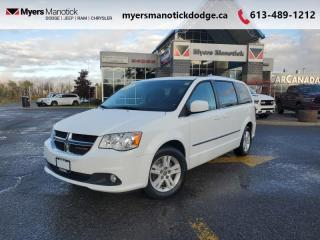 Used 2014 Dodge Grand Caravan CREW  - Aluminum Wheels - $110 B/W for sale in Ottawa, ON