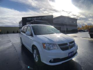 Used 2019 Dodge Grand Caravan CVP/SXT Previous Daily Rental for sale in Sudbury, ON