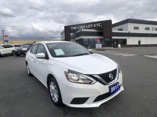 Used 2017 Nissan Sentra 1.8 SV for sale in Sudbury, ON