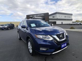 Used 2018 Nissan Rogue SV AWD for sale in Sudbury, ON