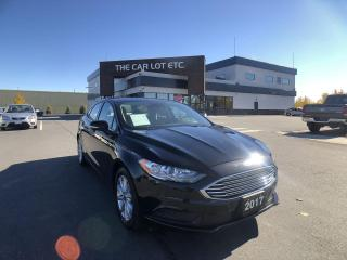 Used 2017 Ford Fusion SE for sale in Sudbury, ON